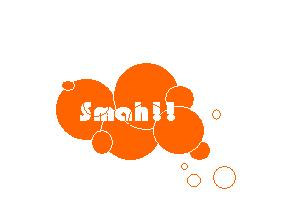 Logo Smah!! Fris�r